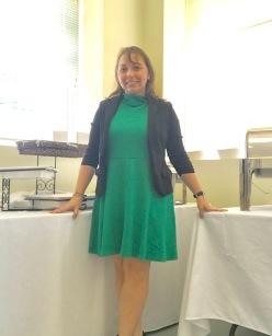 Jennifer Snyder - Catering Manager
